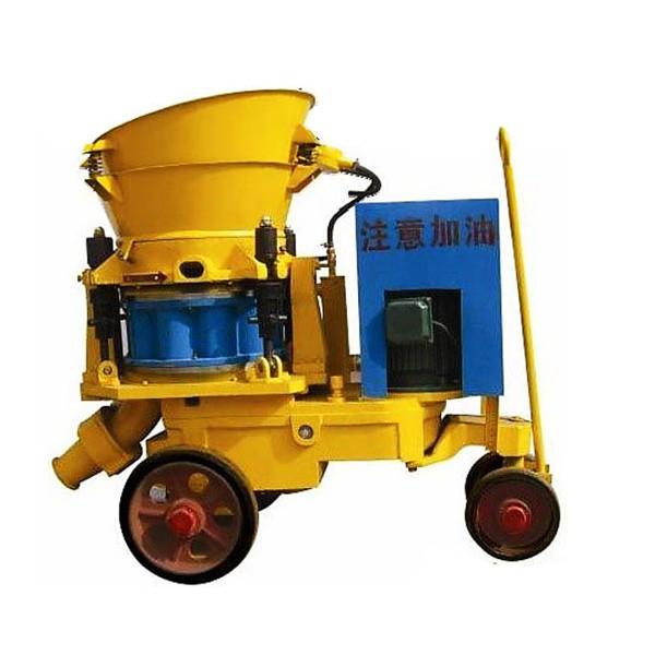 矿用HSP-5潮喷机 混凝土喷浆机 混凝土喷射机