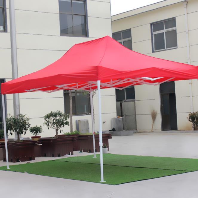 鹏宇3*4.5都市丽人四角折叠帐篷,展览帐篷,广告帐篷