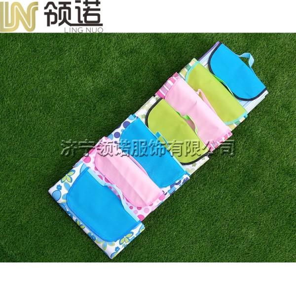直销3-4人户外野餐垫 便携式野外地垫 可定制牛津布沙滩垫