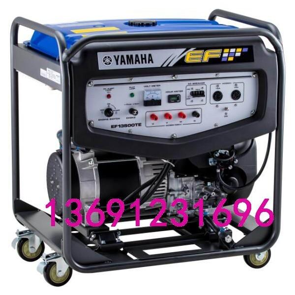 雅马哈发电机EF13500TE
