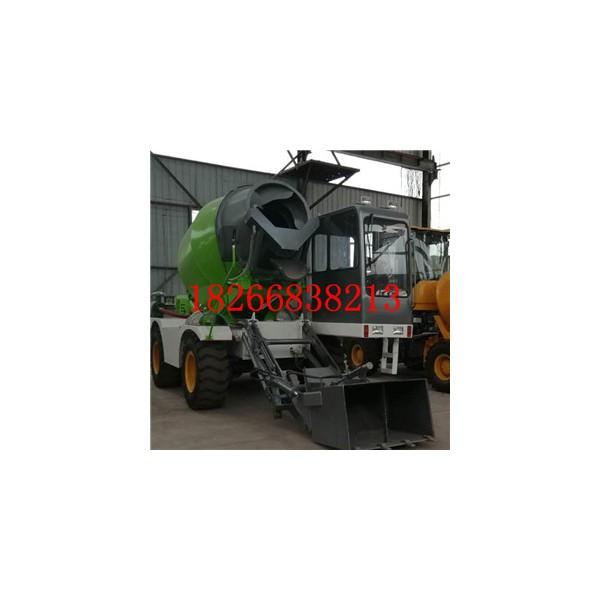 混凝土运输罐车 1.5方搅拌车运输车 可以称重搅拌车