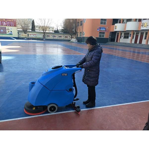 河南郑州洛阳凯赛医院驾驶式洗地机价格仓库物流中心用设备