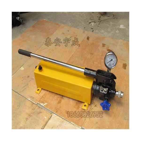 原装SYB-2S双出口液压泵 手动液压泵