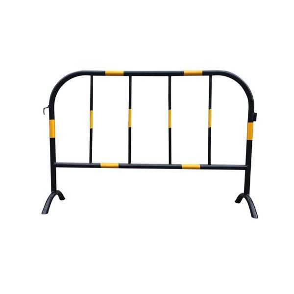 广东佛山厂家直销粤盾交通铁马护栏市政围栏移动护栏隔离栏
