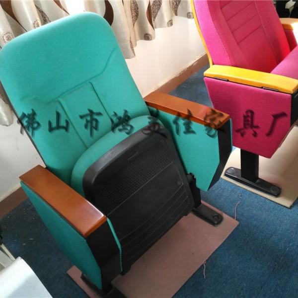 厂家定制培训室会议室多功能厅带写字板连排礼堂椅排椅