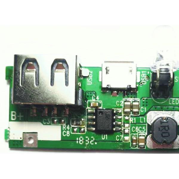 钰泰发布ETA9870移动电源2.4A电流单芯片20V高耐压