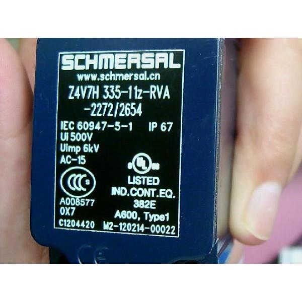 Z4V7H335-11Z-RVA-2272/2654低压开关