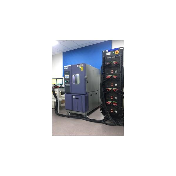 制冷加热环境检测箱