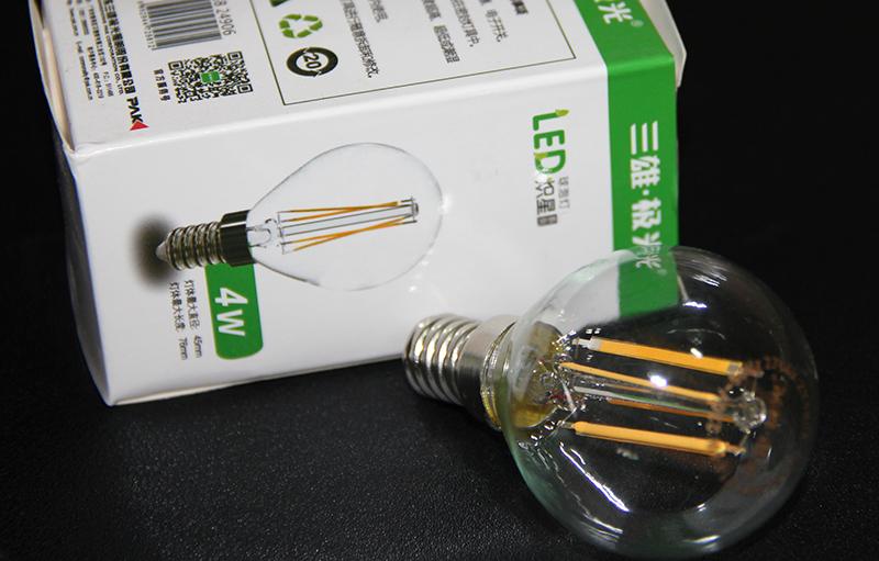 三雄极光批发商炽星系列LED灯泡