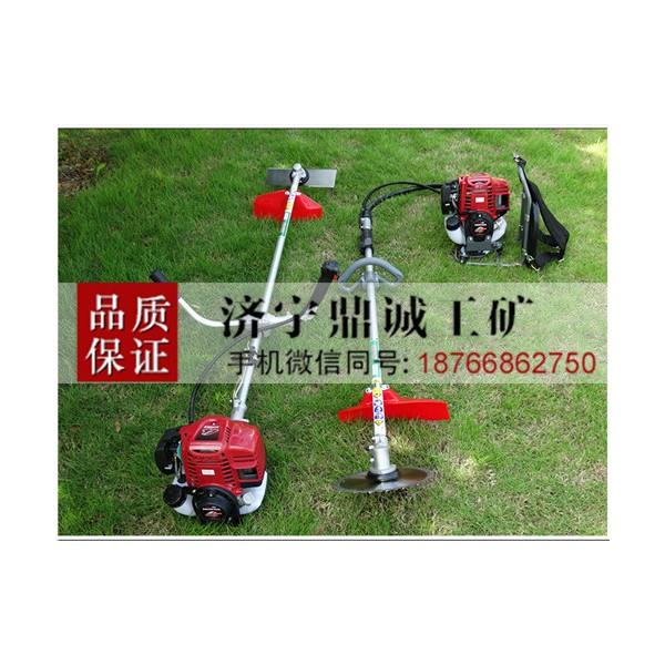 本田汽油背负式割草机 肩挂式草坪修整机 迷你家用草坪修剪机
