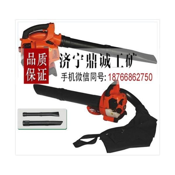 手提式汽油风力吹吸两用机 汽油吹叶吸叶粉碎机 便携式吹风机