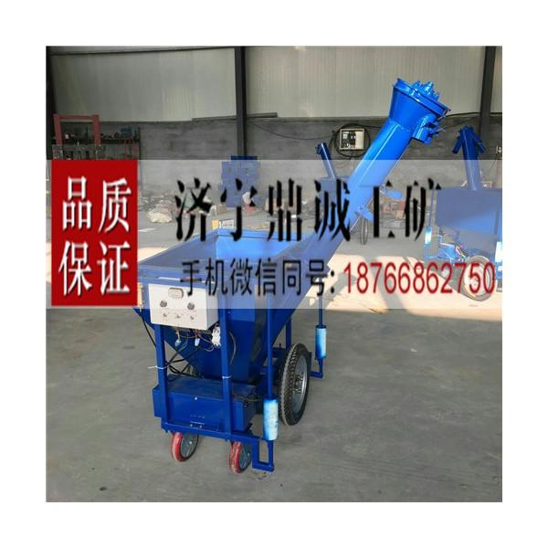 四川泸州定做三层笼养蛋鸡自动上料机 阶梯式粉末鸡饲料喂料机