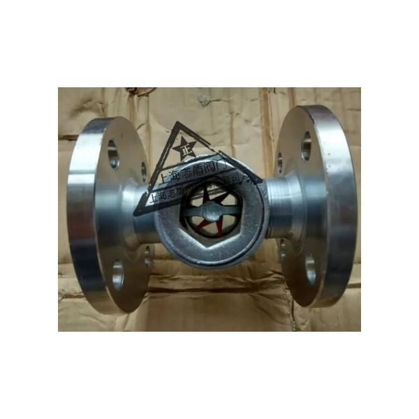 不锈钢叶轮视镜,内螺纹视镜,丝扣直通视镜