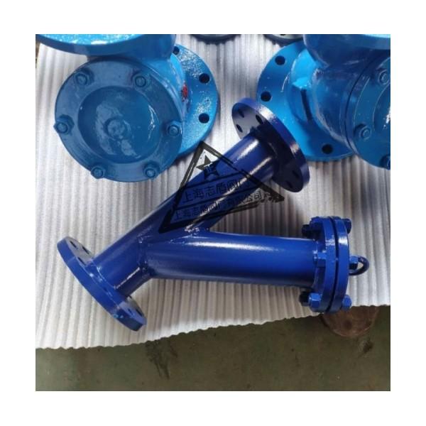 焊制Y型过滤器,SRY-III型过滤器,法兰式焊接过滤器