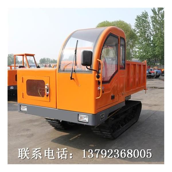 小型柴油履带运输车2吨5吨8吨可定制拉石子拉沙子履带运输车