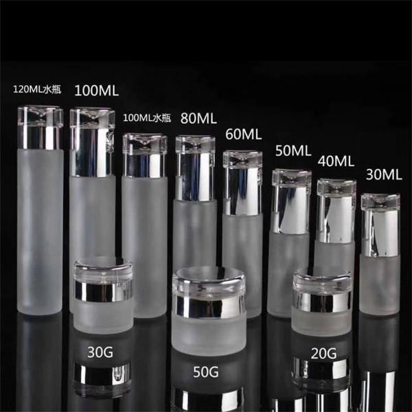 化妆品玻璃瓶生产厂家 化妆品套装瓶生产厂家 玻璃瓶生产厂家