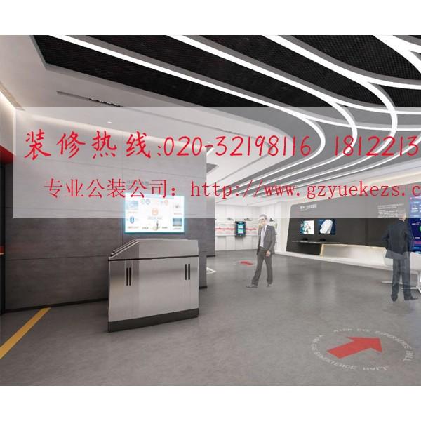 展厅装修设计丨广州展厅装修公司丨展厅装修公司