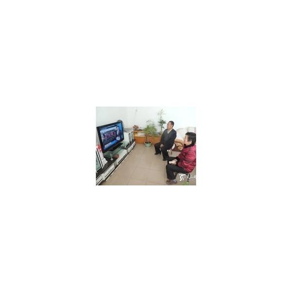 农村新型户户通室内电视接收器老年人用了都开心