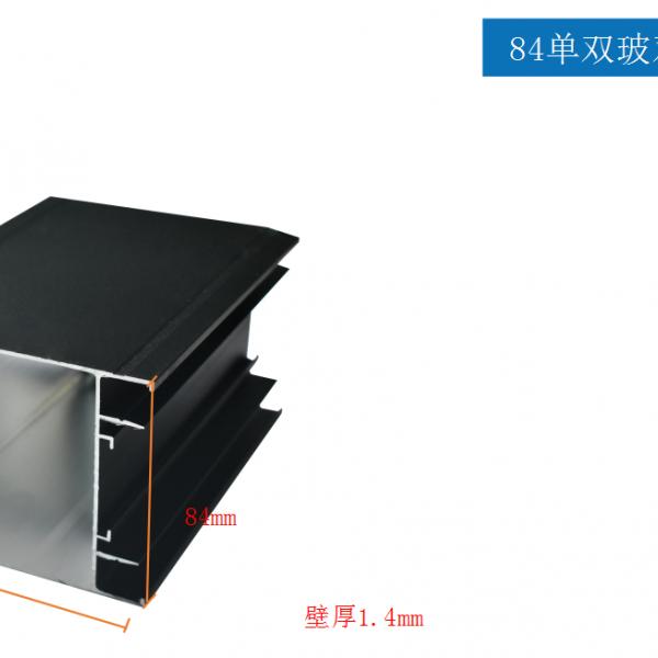 上海写字楼室内装修玻璃办公室隔断型材配件