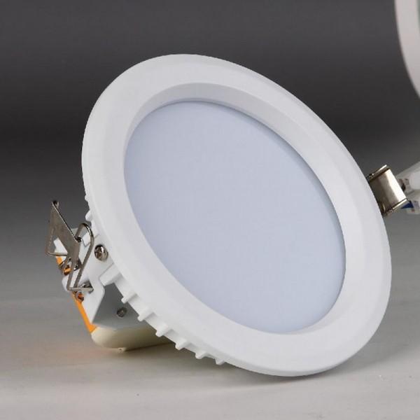 4寸LED工程筒灯10W四寸LED筒灯工厂