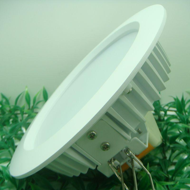 5寸LED工程筒灯10W12w15w18w五寸LED筒灯工厂