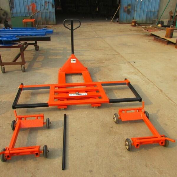 拖车器规格款式南宁液压移车器厂家直销