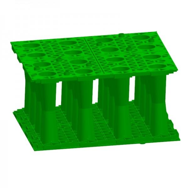 天和鑫迈雨水调蓄池厂家直销 pp雨水模块质优价廉 雨水收集