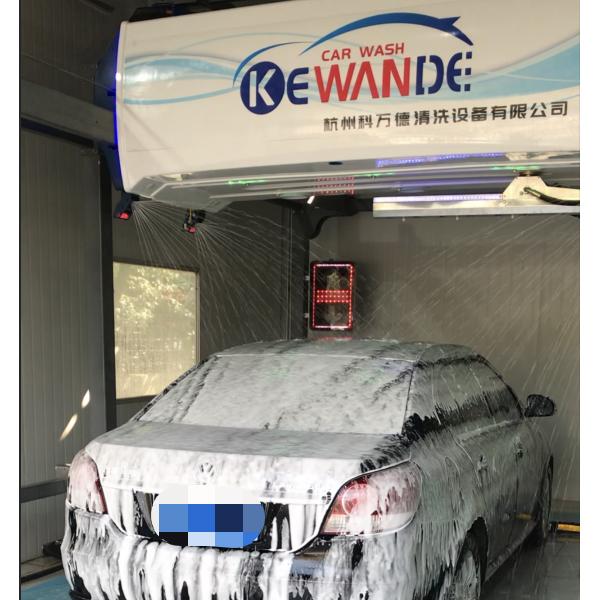 全自动洗车机生产厂家 杭州科万德无接触电脑智能设备