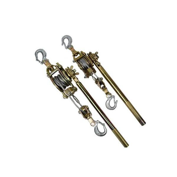 多功能双钩紧线器 钢丝绳拉紧器 手动收紧器 ,电工拉线紧线器