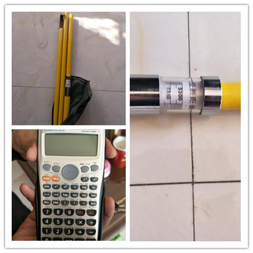 玻璃钢测距尺_环氧树脂 测距杆 铁路用规格