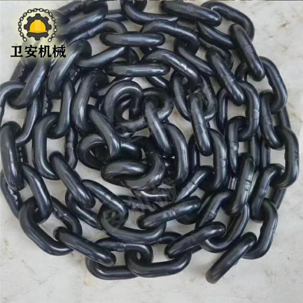 煤矿用耐磨处理30x108-279刮板机大链 特种钢材质