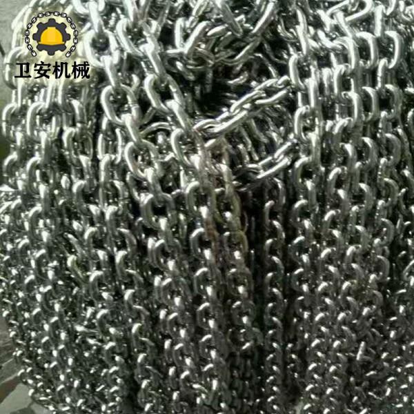 厂家专业生产高强度的刮板机专用链条18x64x15环