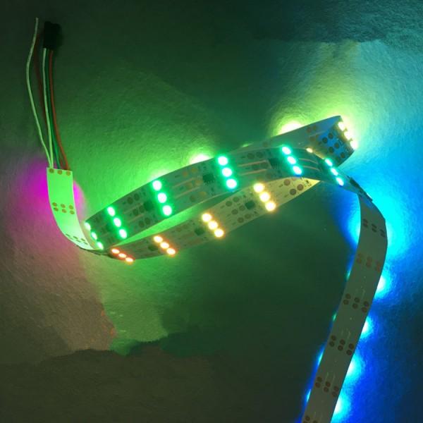 90灯一米2811幻彩LED灯条汕头汕尾潮州梅州批发