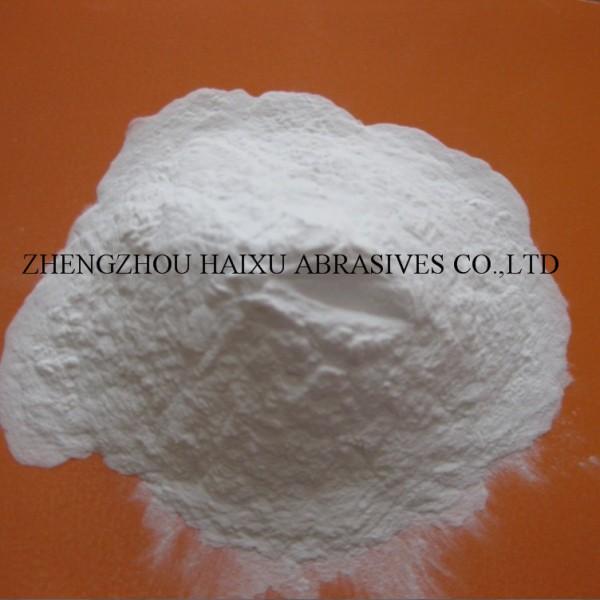 中空平板式陶瓷分离膜生产用粉体白刚玉微粉