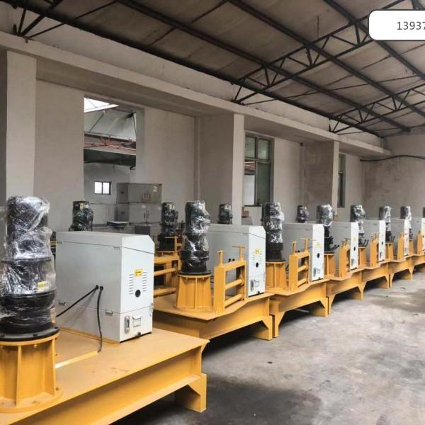 西安工字钢冷弯机厂 250型工字钢冷弯机