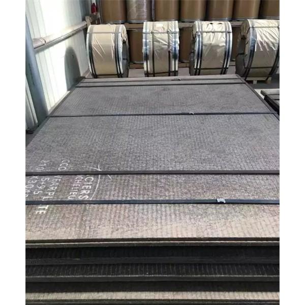 双金属复合耐磨钢板介绍硬度高 裂纹少耐磨性好