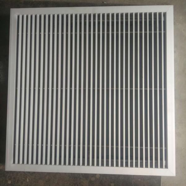 供应铝合金格栅通风防静电地板