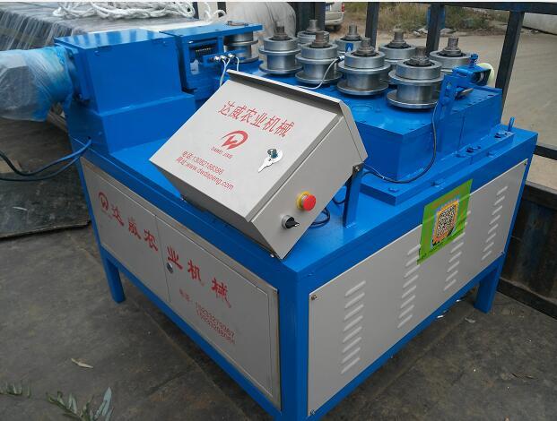 全自动大棚弯管机 数控九轮弯管机设备 蔬菜大棚弯管机设备