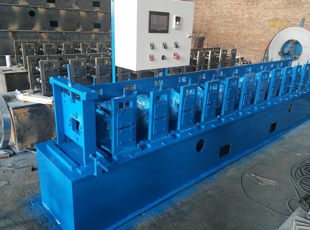 大棚卡槽机厂家 大棚卡槽机设备 大棚专用卡槽