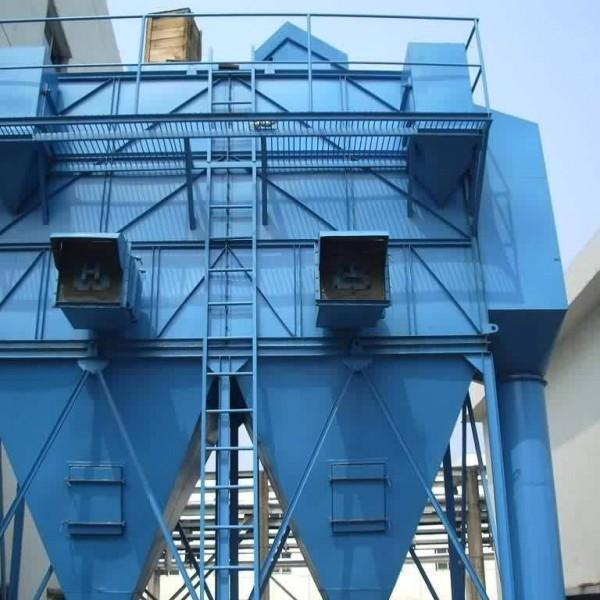 河北蓝鑫风干机布袋除尘器具备功能