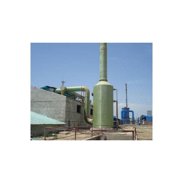 河北蓝鑫立式锅炉脱硫除尘器厂家