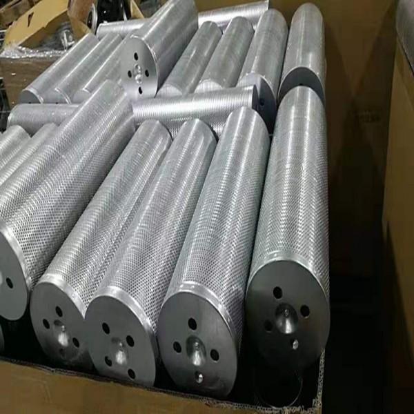 活性炭滤筒气体过滤除异味气体活性炭炭筒过滤器活性炭空气过滤器