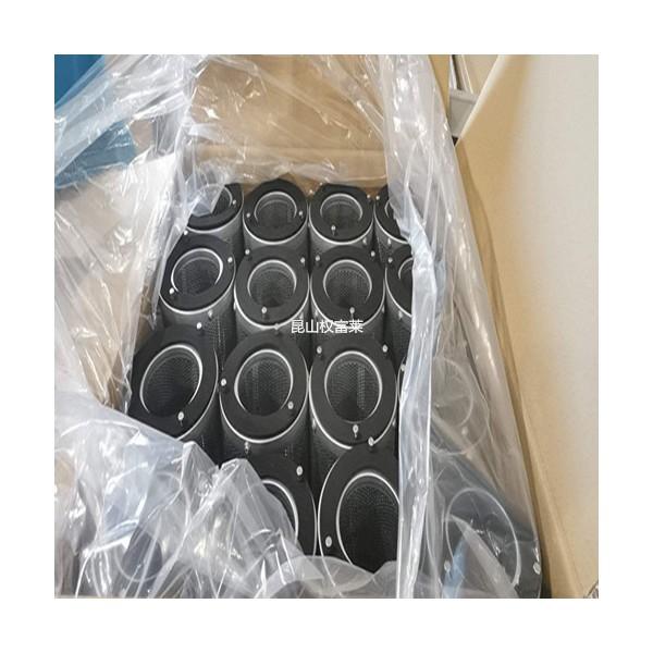 除化学气味、VOC和低毒性气体化学过滤器用304活性炭过滤筒