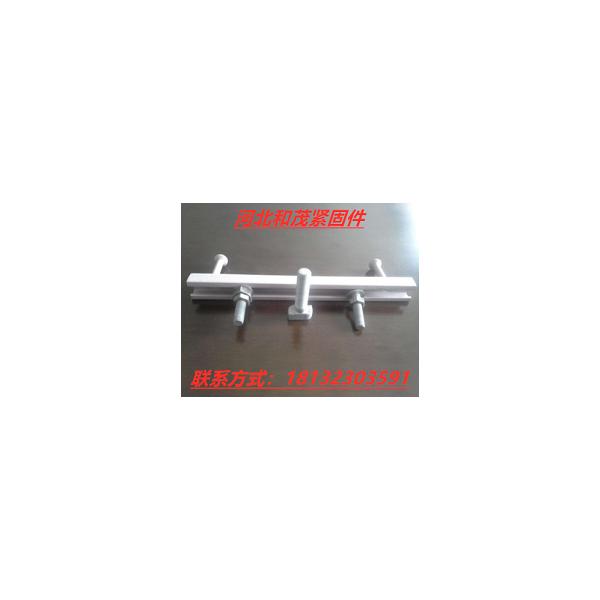 热镀锌C型钢预埋件、38*23预埋槽道、30*20预埋槽道