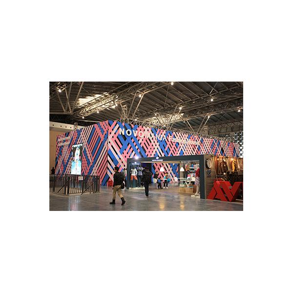 上海法兰克福汽配展会/展台搭建/展位设计 展览会搭建