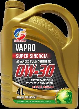 vapro威保0W-30全合成酯油汽车机油
