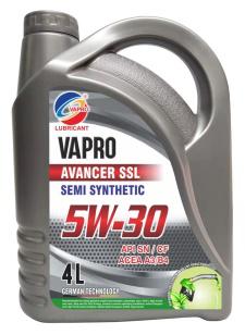 vapro威保5W-30半合成油VAPRO汽车机