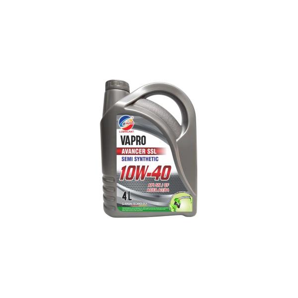 vapro威保10W-40半合成油VAPRO汽车机油润滑油