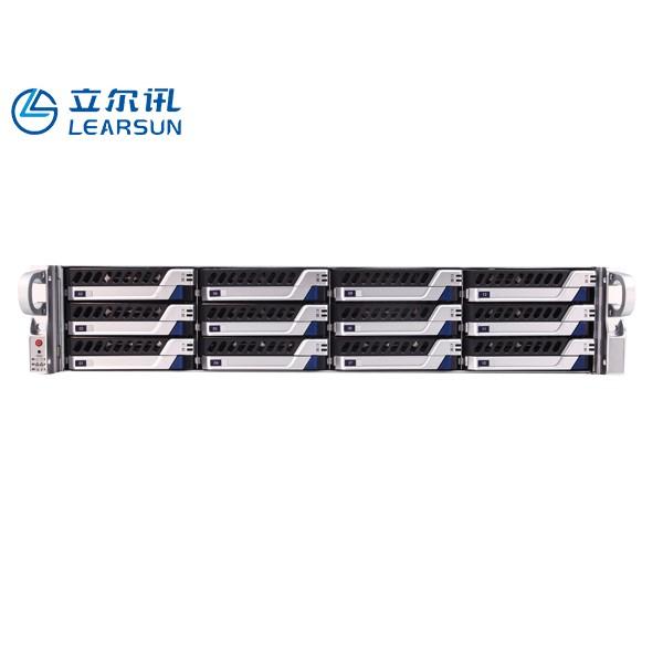 机架服务器 高性能2U双路机架式服务器 服务器定制10年厂家