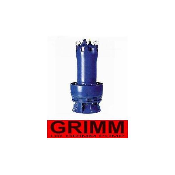 进口潜水混流泵(欧美进口十大品牌)
